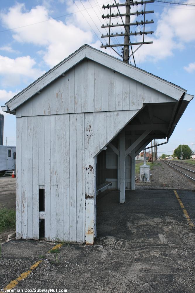 Kewanee Il Amtrak S Carl Sandburg Illinois Zephyr The