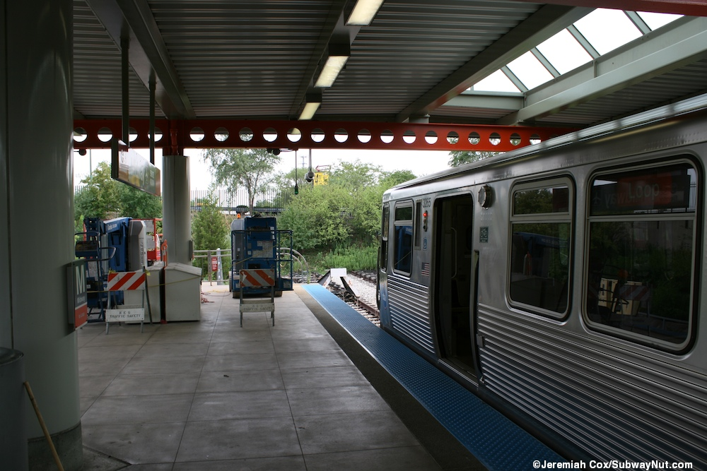 Midway Airport Parking >> Midway Airport - CTA Orange Line - Photos Page 3 - The ...