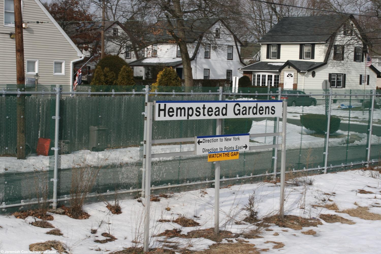 hempstead gardens long island railroad west hempstead branch