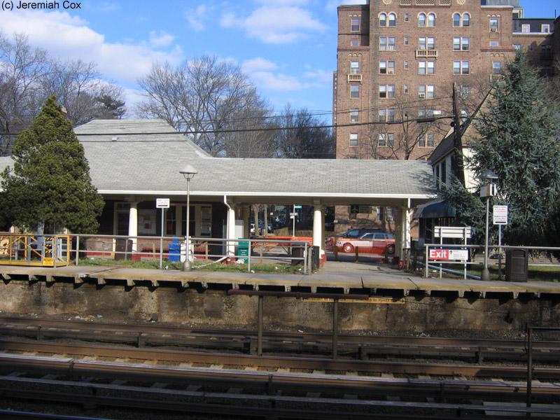 Kew Gardens Long Island Railroad Main Line The Subwaynut