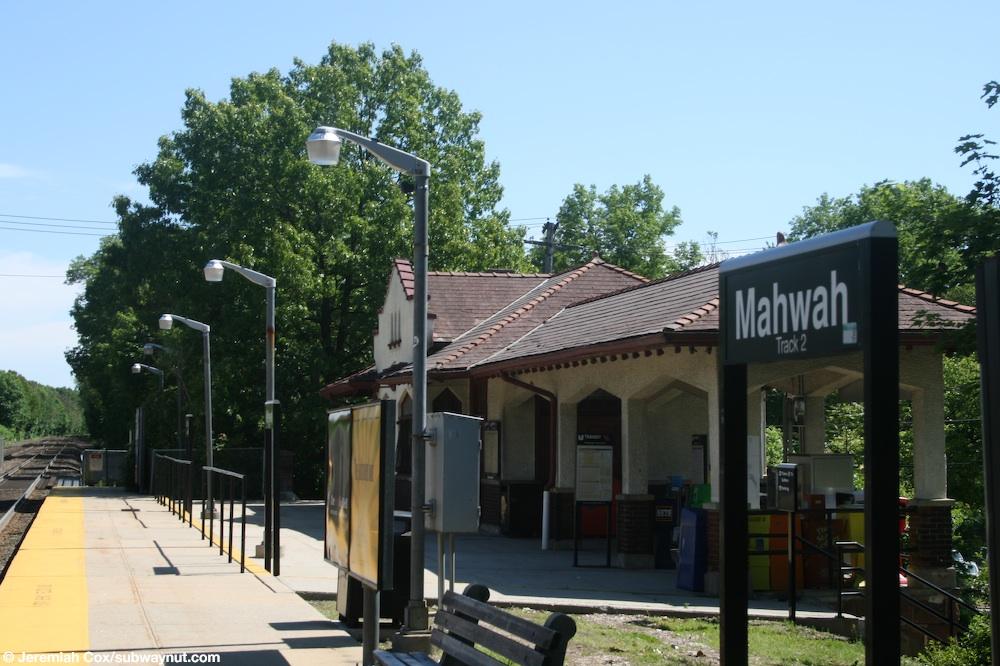 Mahwah Nj New Jersey Transit S Main And Bergen County