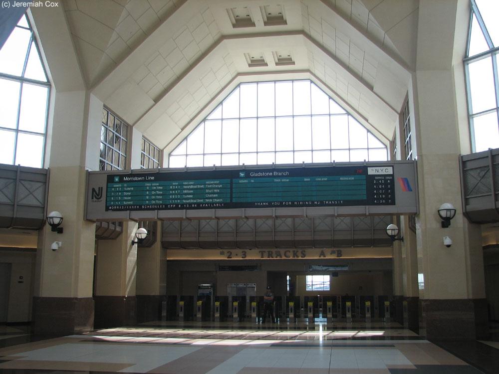 Frank R Lautenberg Secaucus Junction Rail Station Njt
