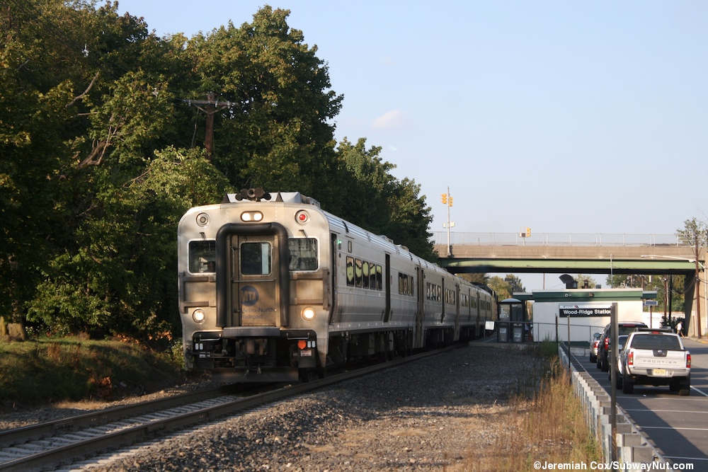 Wood Ridge Njt Pascack Valley Line Photos Page 3 The